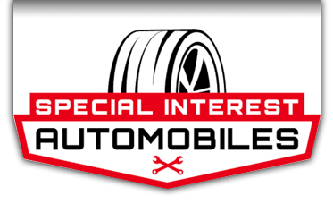 Special Interest Automobiles Cambridge logo