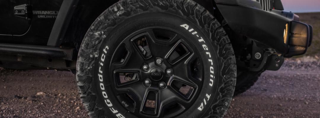 Tire Services at Special Interest Automobiles Cambridge