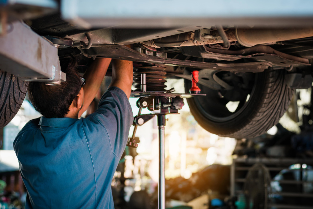 suspension system signs you should not ignore SIA Cambridge